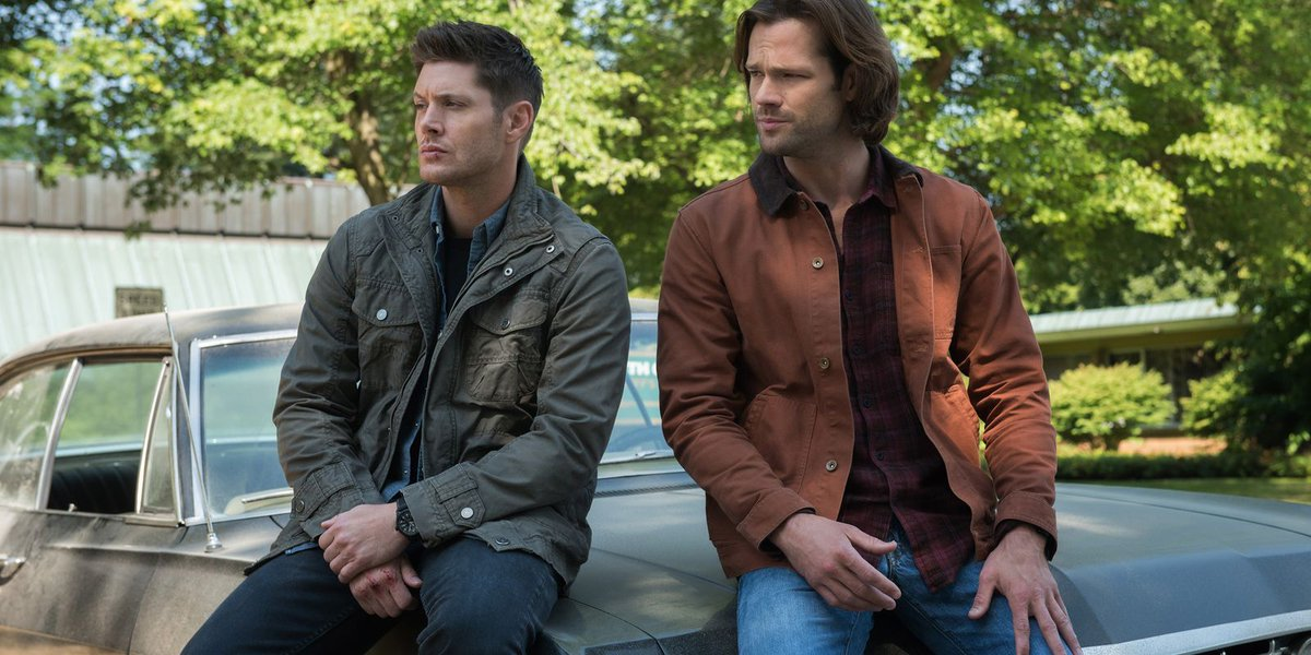 'Supernatural' stars enjoy family business of being Comic-Con rock stars