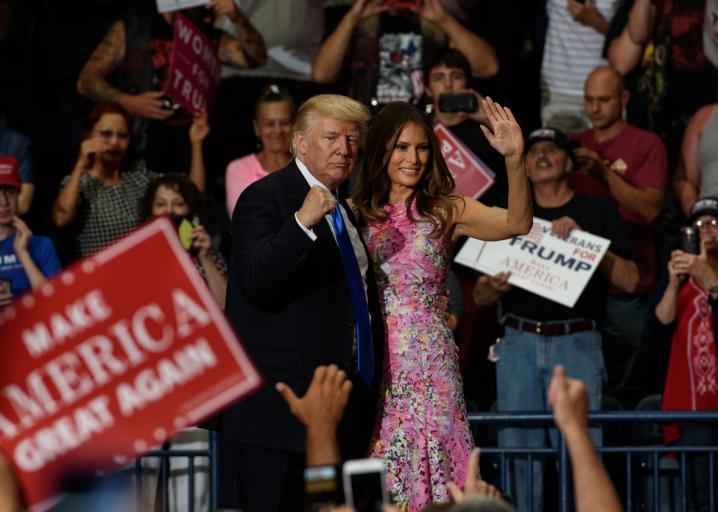 "Trump's ""slice and dice"" rhetoric has one job make white people afraid."