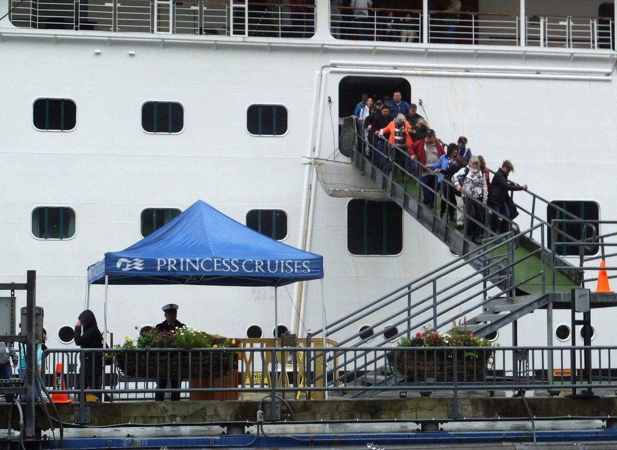 Man kills wife on Alaska cruise because she laughed at him, FBI says