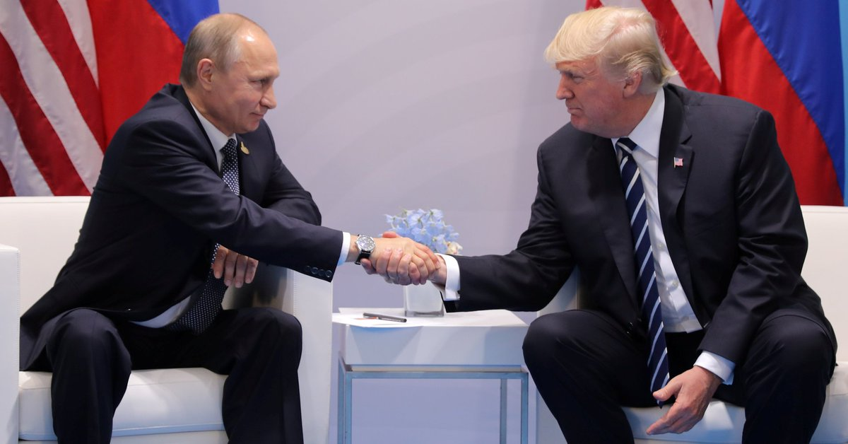 Donald Trump asked for Russian help in the election 1 year ago today