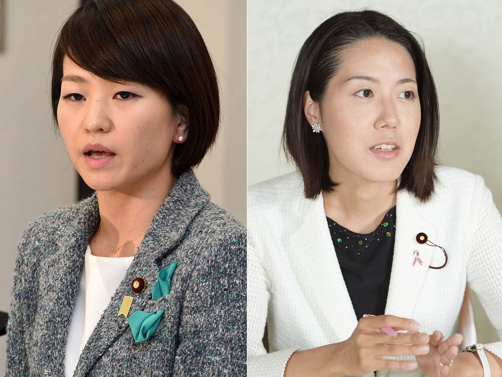 Female lawmakers in Japan still disparaged over pregnancy, maternity leave