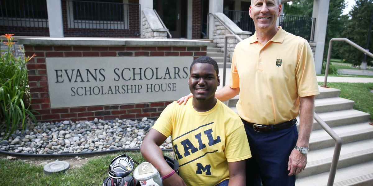 Evans Scholarship: How work as a caddie can change the course of a life
