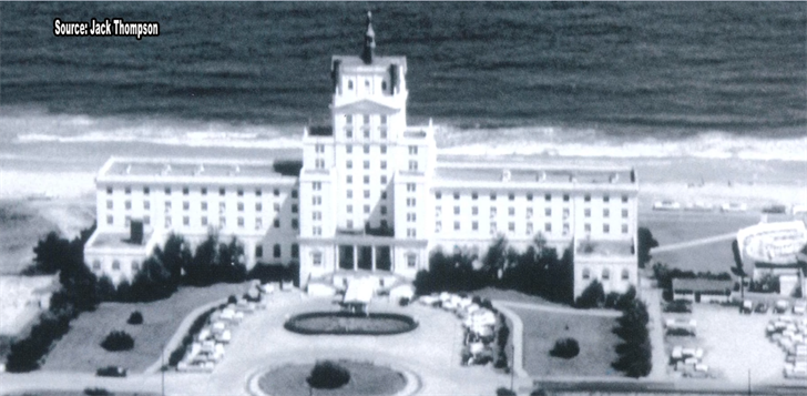 A look back: Luxurious hotel helped shape early history of the Grand Strand