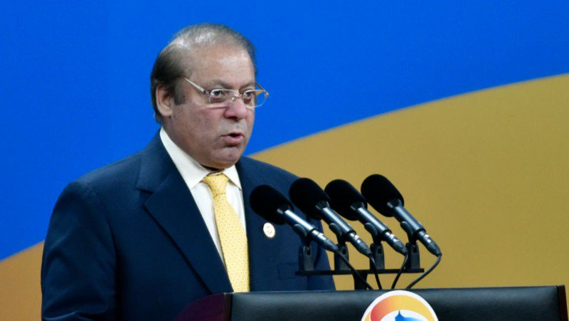 Pakistan's prime minister resigns after being disqualified from office