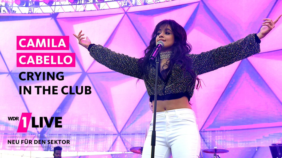 """test Twitter Media - """"Crying In The Club"""" - so heißt der neue Song von @Camila_Cabello.  https://t.co/eQBpSQdPDp https://t.co/aNTpuToAES"""