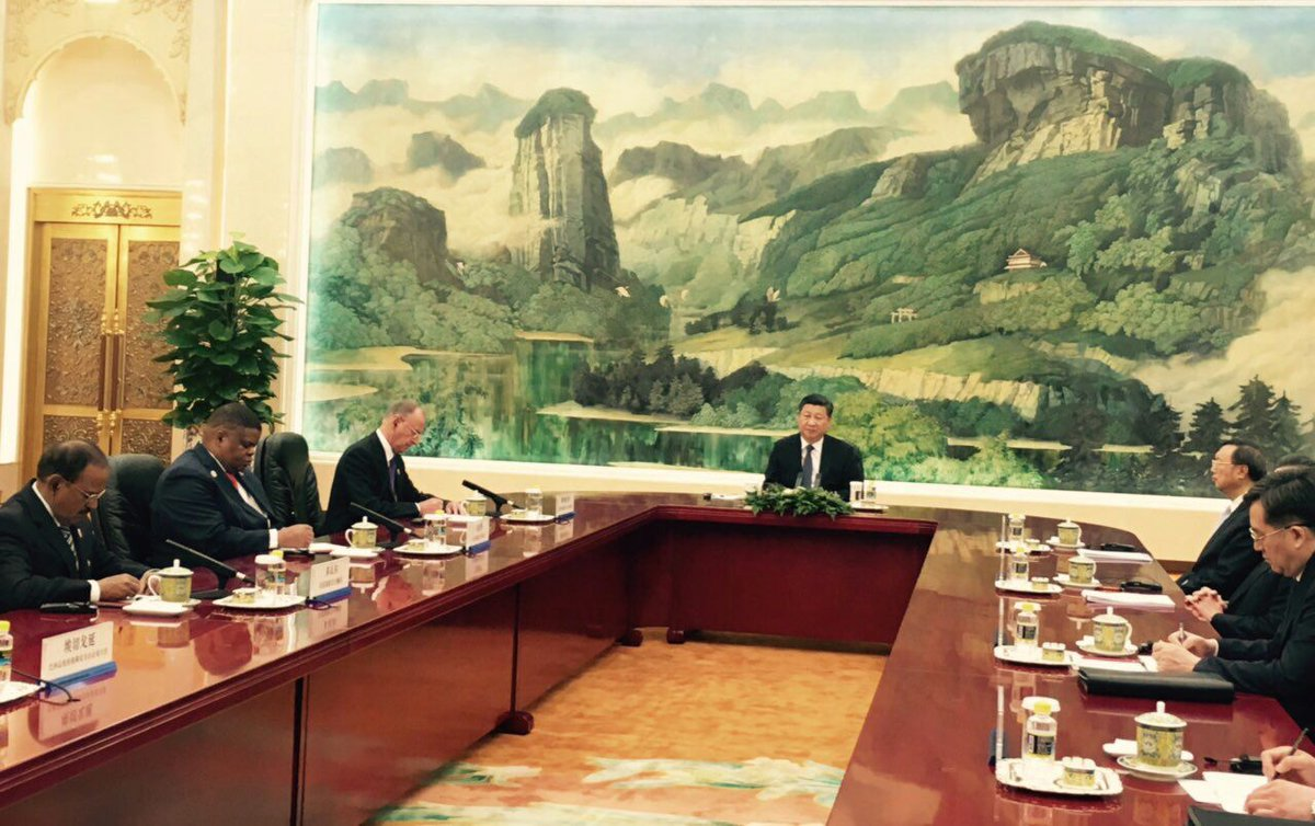 China NSA Ajit Doval meets President Xi Jinping in Beijing, along with other BRICS High Representatives