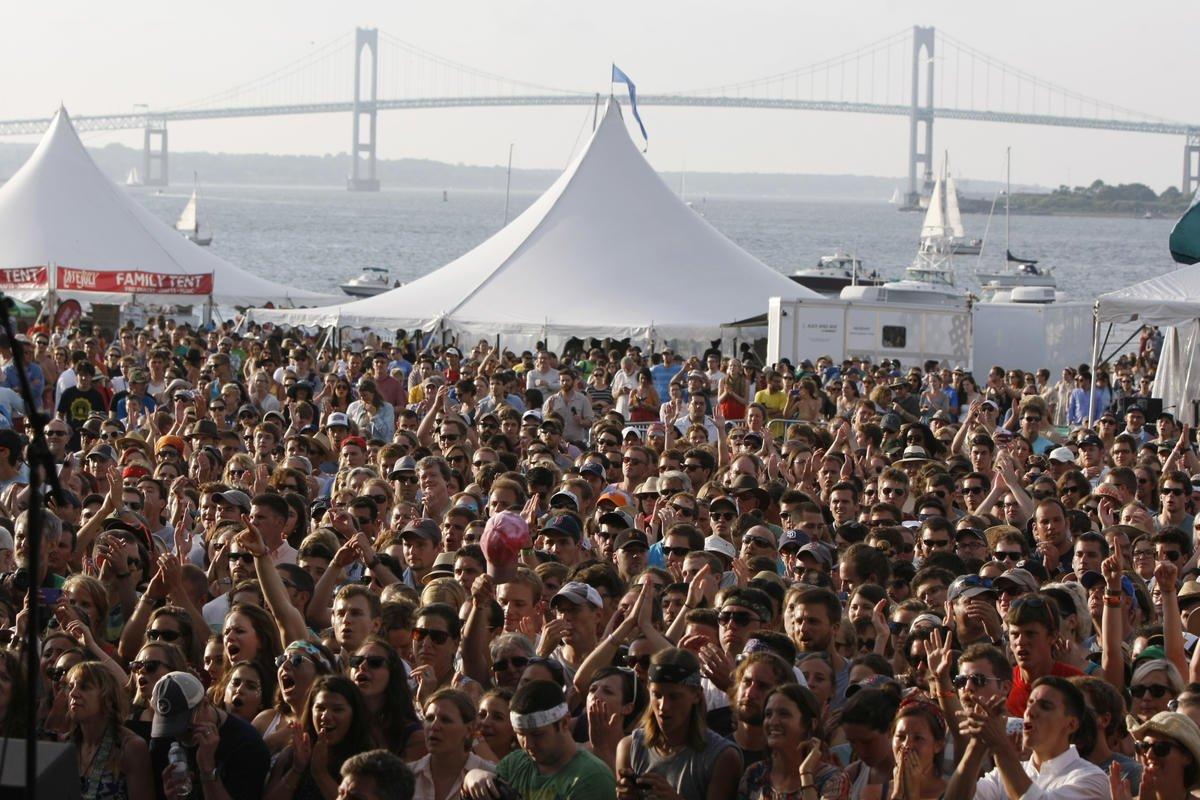 Newport Folk Festival kicks off 3 days of music