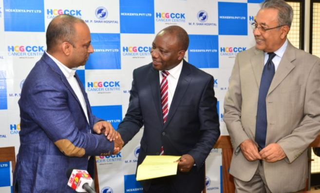 Relief for Cancer Patients as Sh 643 Million Cancer Centre Set to be Built in Nairobi