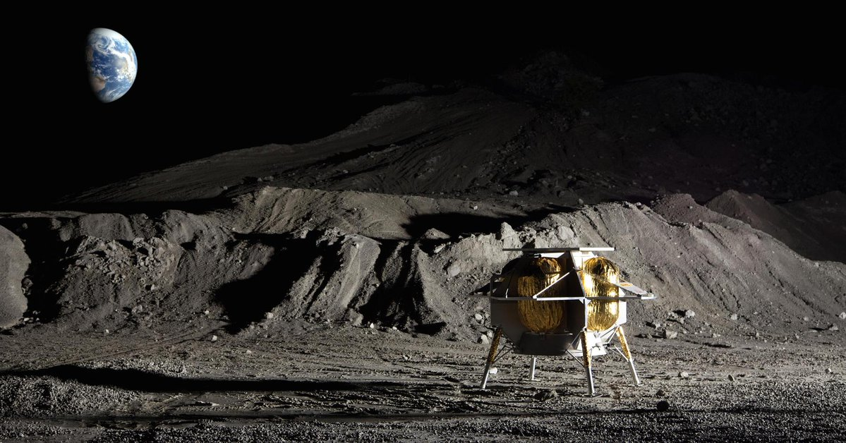Boeing venture teams up with private moon lander for 2019 Apollo 11 anniversary launch