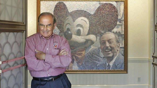 Longtime Disney Imagineer Martin Sklar dies at 83