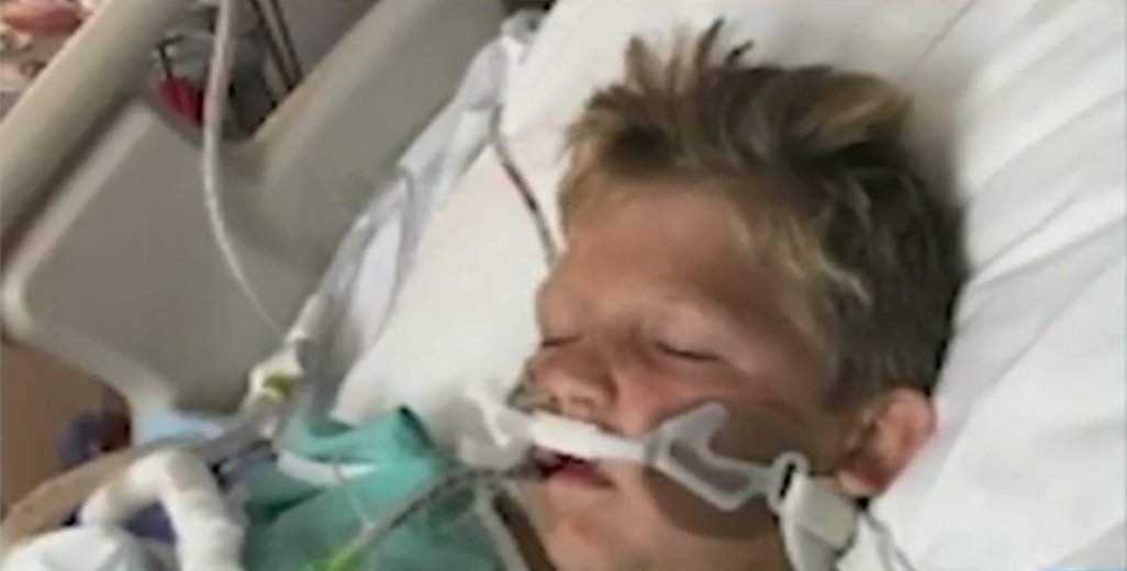 12-year-old accused of pushing child off roof faces felony assault charge
