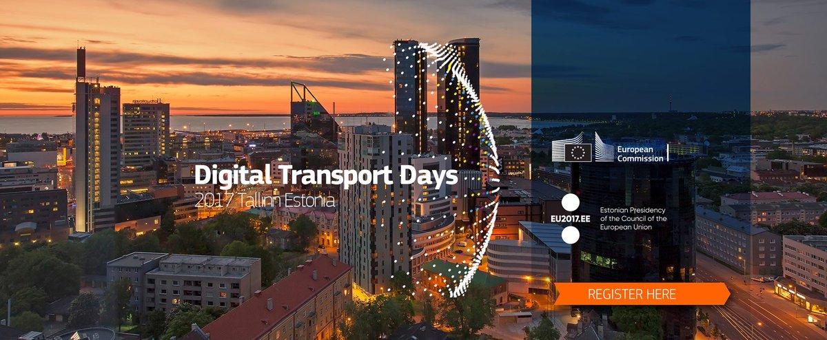 test Twitter Media - Digital Transport Days will take place on 8-10 Nov in Tallinn. Go & register! https://t.co/IdpALvip0H https://t.co/3IeHqnl0pb