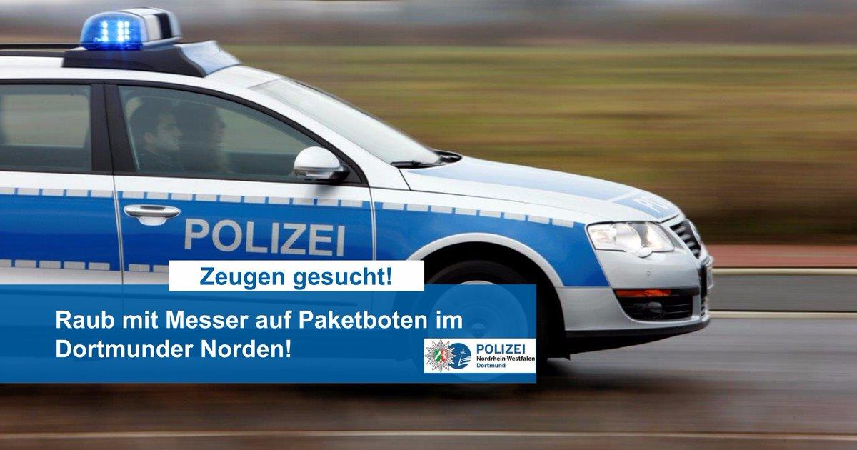 test Twitter Media - Raub mit Messer auf Paketboten im Dortmunder Norden - Wir suchen Zeugen! https://t.co/NxW3KMZZRN https://t.co/gz7F3vKjsM
