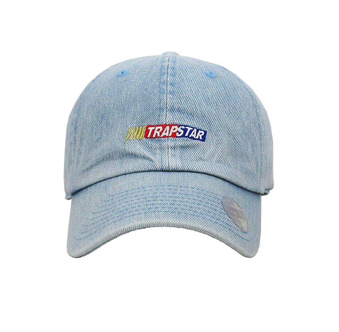 Trapstar Dad Hat ��  Shop: https://t.co/SFb2k5tjxv  Use Code 'Cap1' for 10% off + Free Shipping �� https://t.co/cS8C0Oy38i