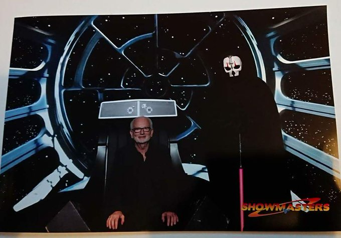 Happy Birthday Ian McDiarmid!