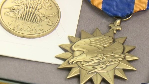Nashua veteran finally receives 6 medals he earned for his service in Vietnam