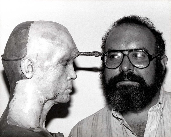 Happy birthday to RE-ANIMATOR and FROM BEYOND maestro Stuart Gordon!