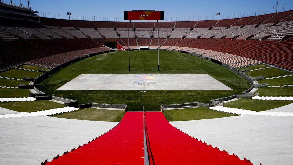 Los Angeles takes another step toward 2028 Games