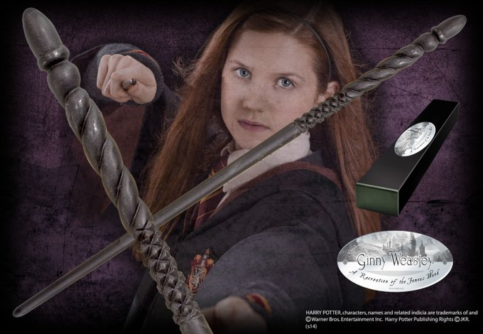 Happy Birthday to the awesome Ginny Weasley!