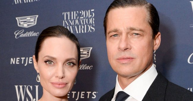 We have SHOCK news about Brad Pitt and Angelina Jolie's divorce...