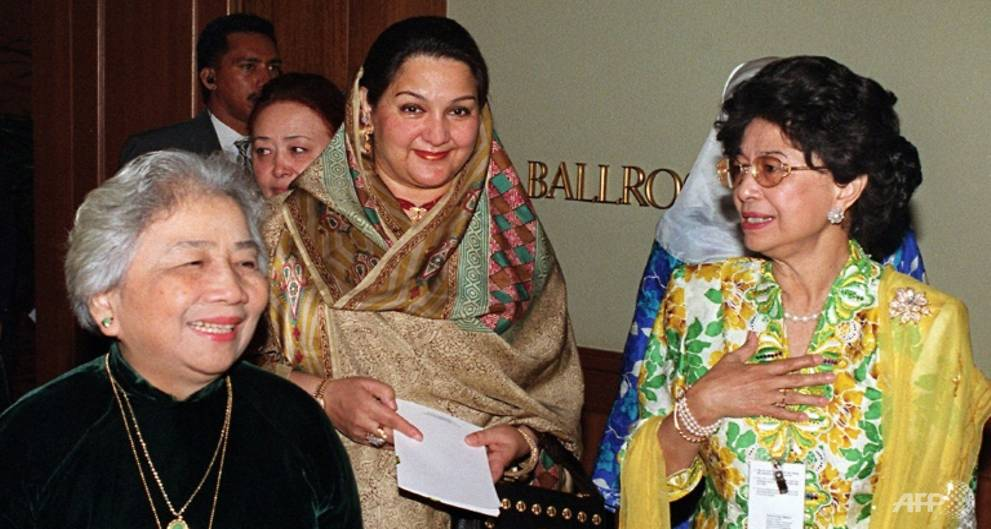 Former Pakistan PM Sharif's wife to contest seat he vacated