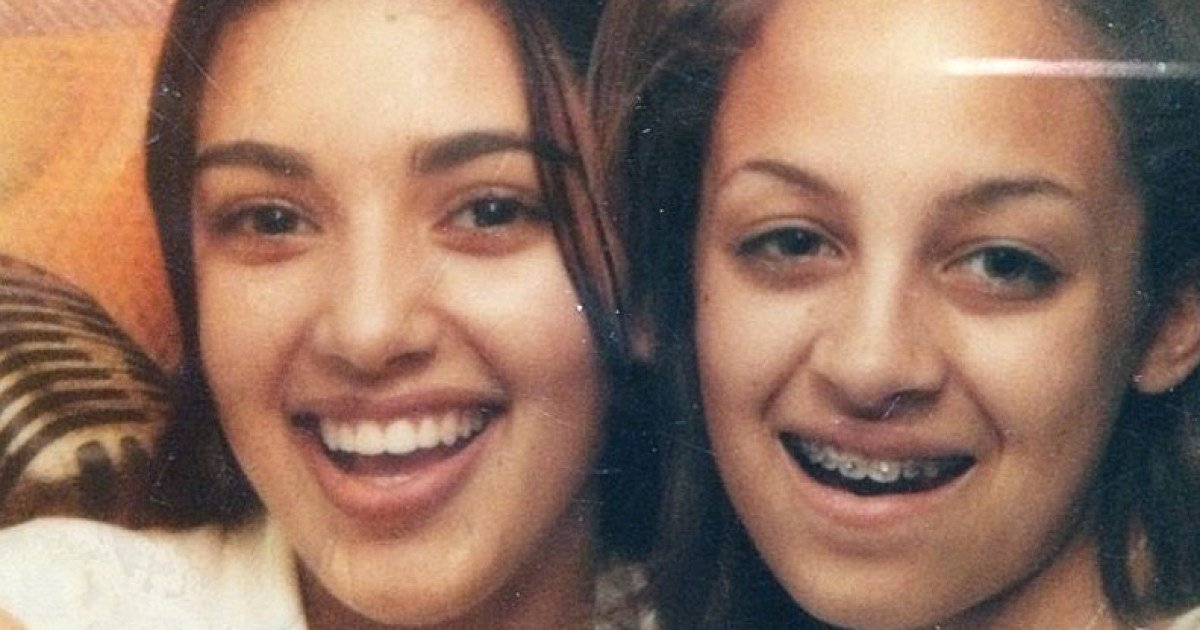 Kim Kardashian and Nicole Richie Shoplifted Revlon Lipstick Together When They Were 11