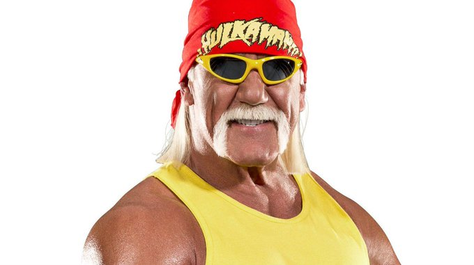 Happy Birthday to 64 year old Hulk Hogan!