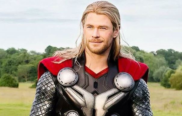 Happy Birthday Chris Hemsworth!