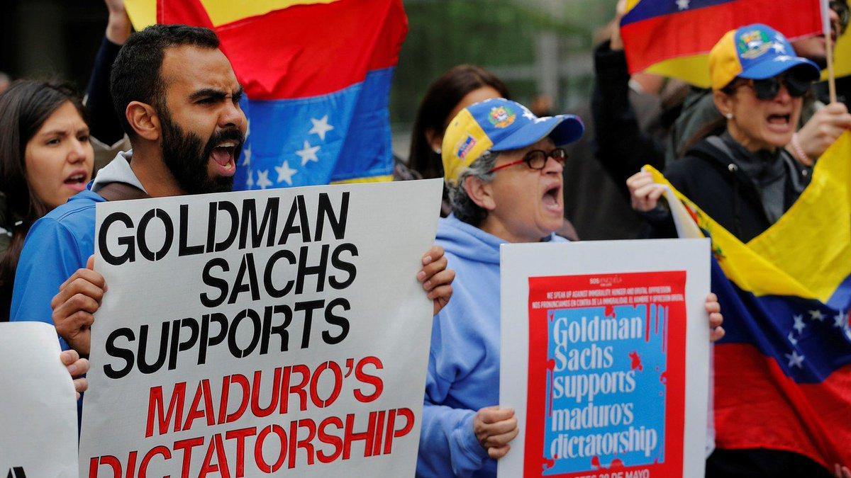 Credit Suisse bans trading of certain Venezuelan bonds