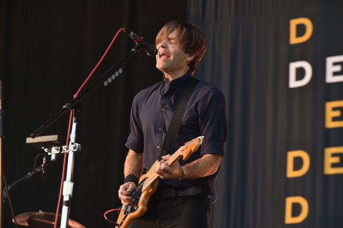 Happy birthday to Ben Gibbard of Death Cab For Cutie!