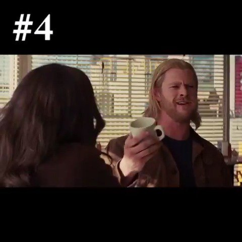 In honor of @ChrisHemsworth's birthday: #Thor's 10 funniest moments on screen. https://t.co/3NcVeuyzoi