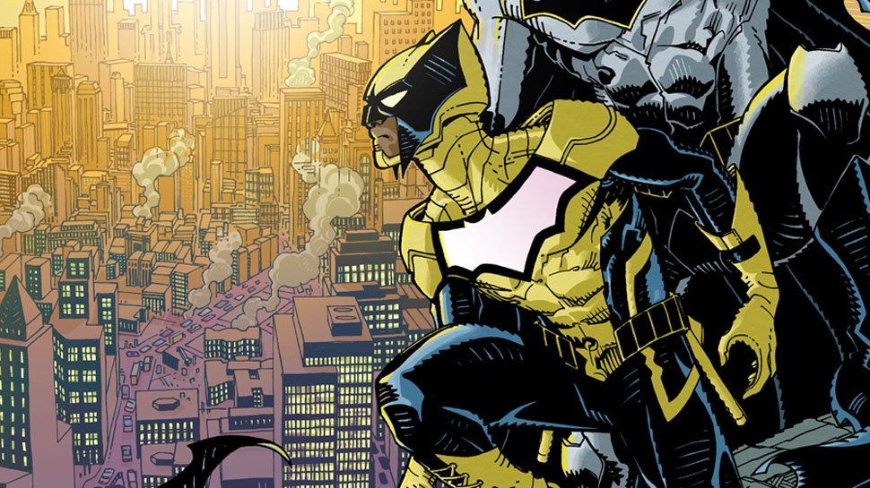Here's an exclusive first look at @CullyHamner's #Batman and #TheSignal designs: https://t.co/KThWKjIGqm @DCComics https://t.co/YtWOWNscPL