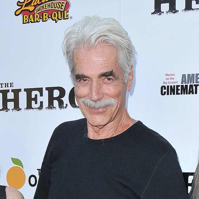"Happy Birthday to Sam Elliott!  Remember when he told us about ""The Dude\""?   ~Dan"