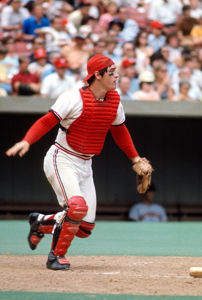 Happy 68th Birthday to Simba, Cardinal Hall of Fame (and should be Baseball Hall of Fame) C Ted Simmons!!