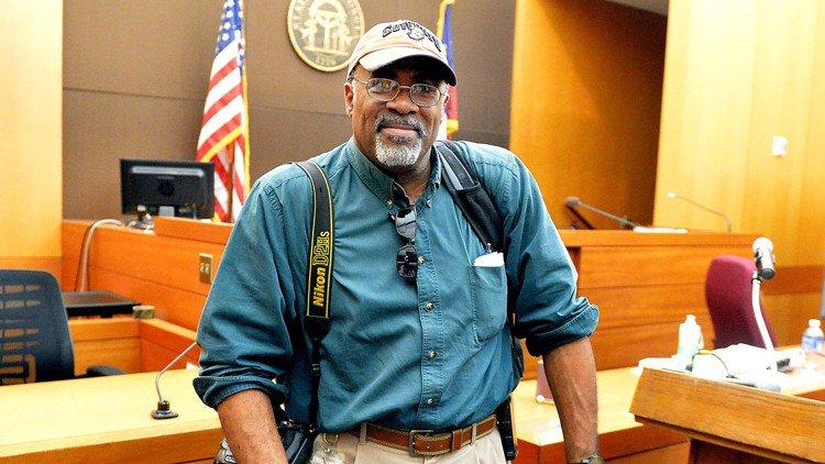 Veteran @AJC photo editor Kent Johnson dies at 57 https://t.co/JfRTqo5f54 via @erniesuggs https://t.co/Z3S7TX0Set
