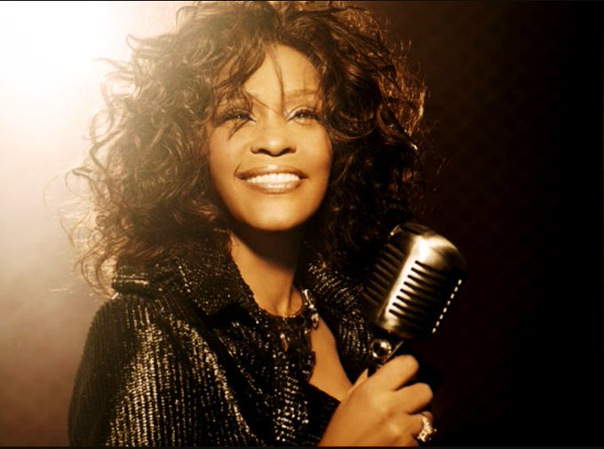 Happy birthday to my fav singer Whitney Houston aka The Voice.  we love and miss you so much!!!