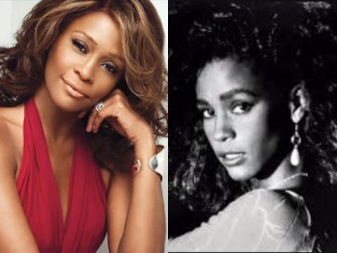 Happy birthday i Love you. # whitney houston