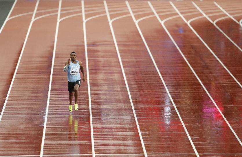Botswana's race of one