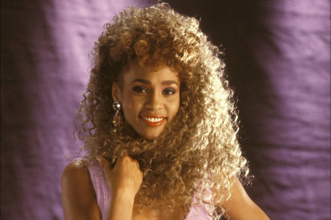 Happy Birthday to The Voice, Whitney Houston
