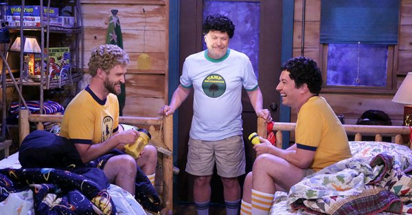 Justin Timberlake and Jimmy Fallon's Camp Winnipesaukee sketch broke Tonight Show records: