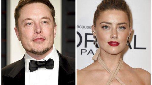 Amber Heard announces breakup with Tesla mogul Elon Musk