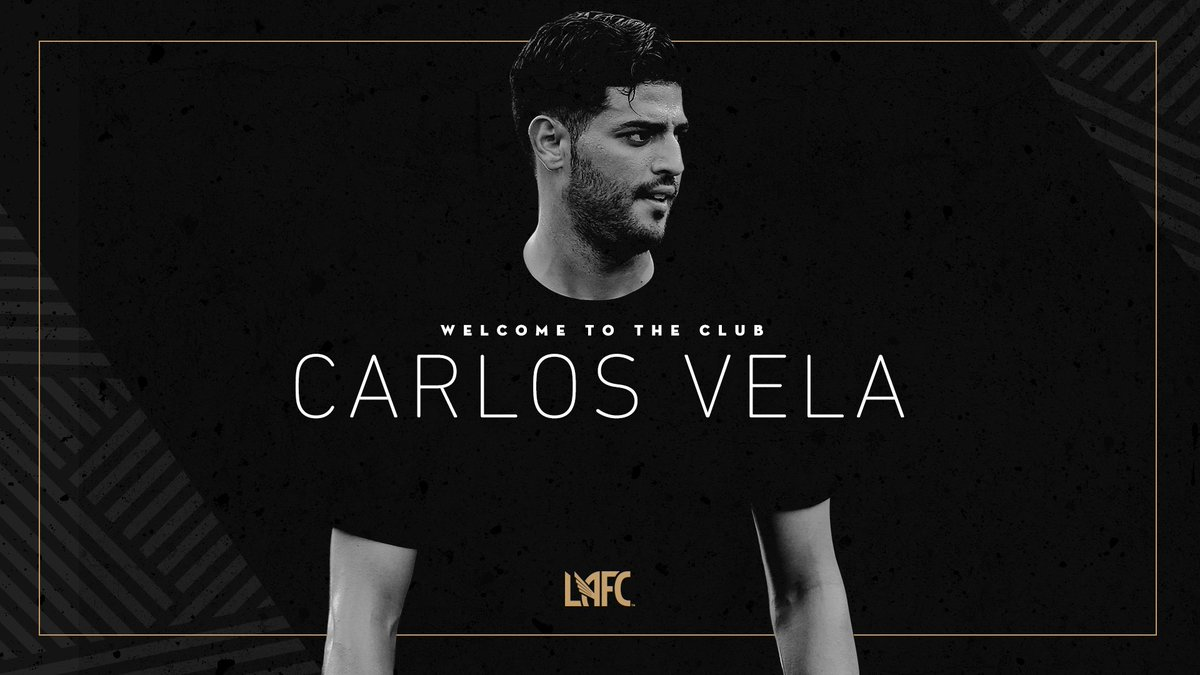RT @LAFC: The first Designated Player in Club history, @11carlosV.  #veLA https://t.co/1nNWQ0NazM