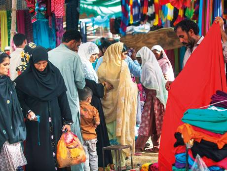 Pakistan's economy resilient to change in leadership