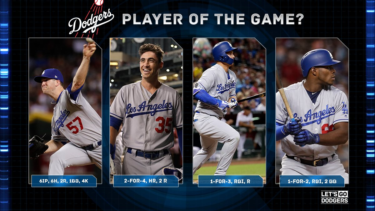Who's your player of the game? https://t.co/aznFClg14H