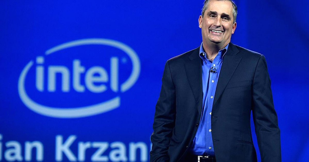 Intel has joined the self-driving car race