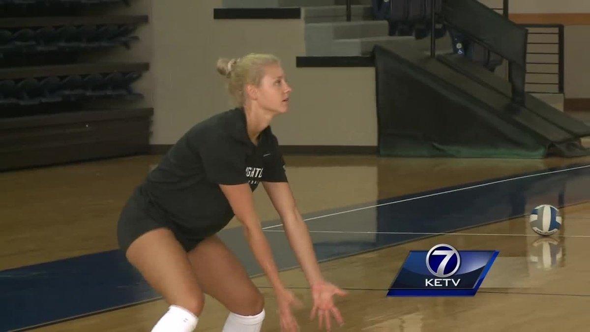 Nebraska, Creighton volleyball ranked in top 10 preseason poll