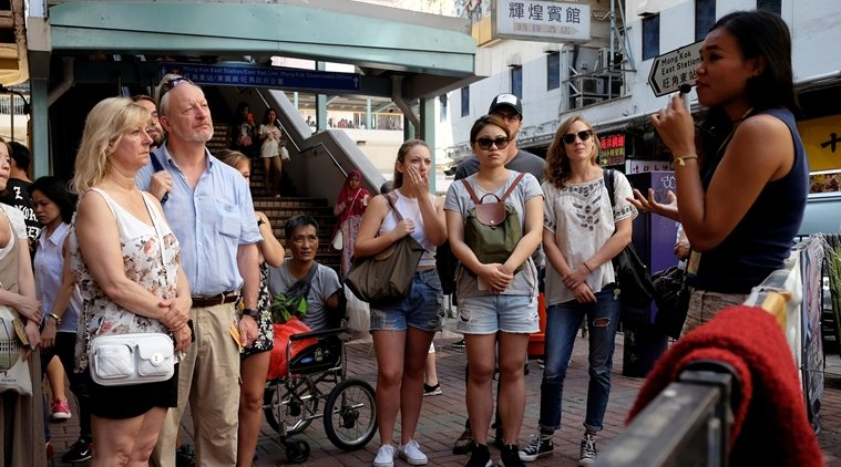Hong Kong walking tour aims to show gritty side ofcity