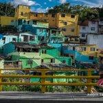 Colombie: street art contre violence dans un quartier pauvre de Medellin