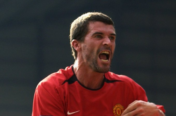 Happy Birthday.Roy keane