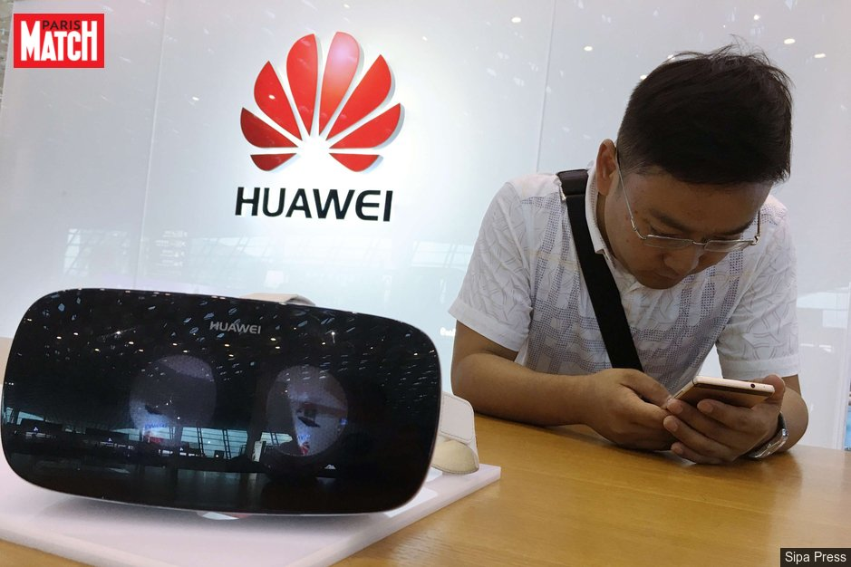 Huawei menace Apple